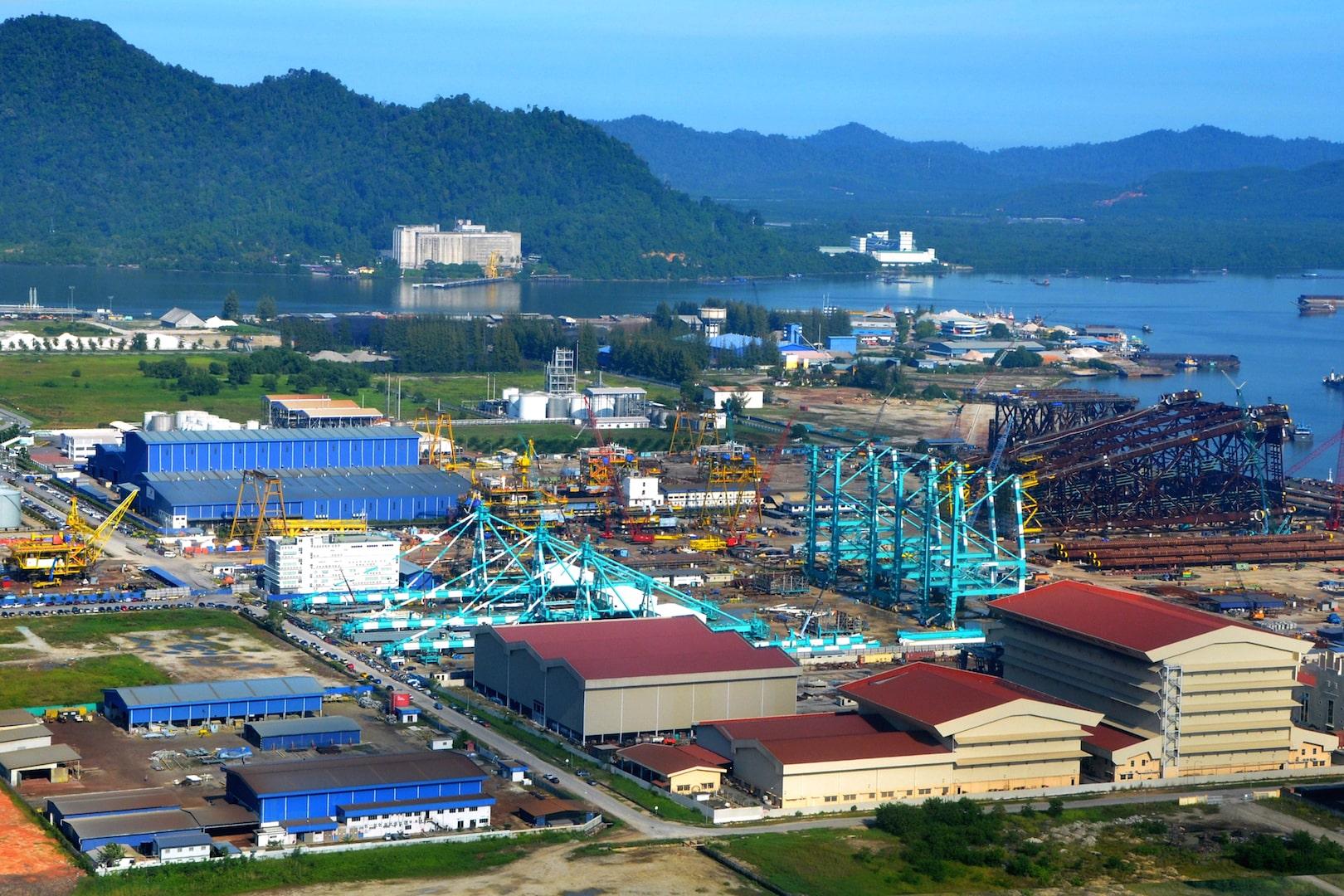 Lumut Port Industrial Park